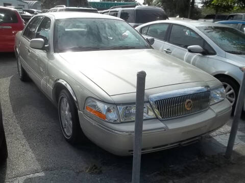 2004 Mercury Grand Marquis for sale at PJ's Auto World Inc in Clearwater FL
