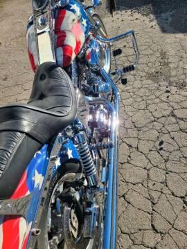 2000 Harley-Davidson FXDWG DYNA WIDE GLIDE for sale at BABO'S MOTORS INC in Johnstown PA