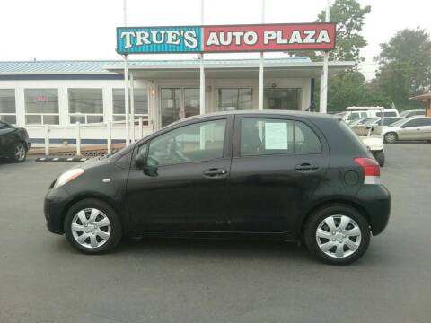2009 Toyota Yaris for sale at True's Auto Plaza in Union Gap WA