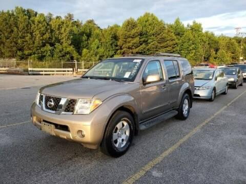 2007 Nissan Pathfinder for sale at DREWS AUTO SALES INTERNATIONAL BROKERAGE in Atlanta GA