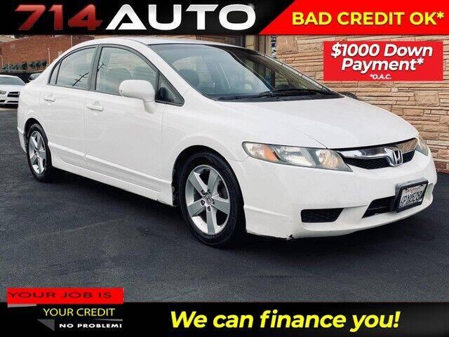 2011 Honda Civic for sale at 714 Auto in Orange CA