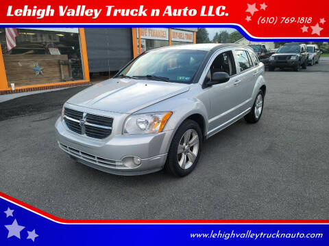 2011 Dodge Caliber for sale at Lehigh Valley Truck n Auto LLC. in Schnecksville PA