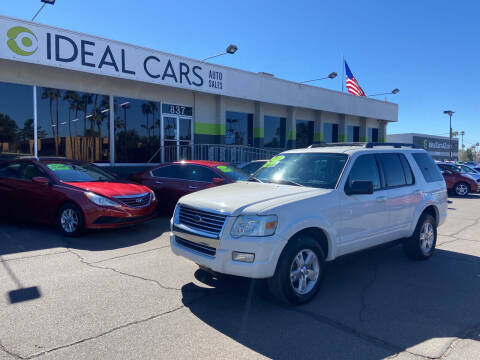 2010 Ford Explorer for sale at Ideal Cars Apache Junction in Apache Junction AZ