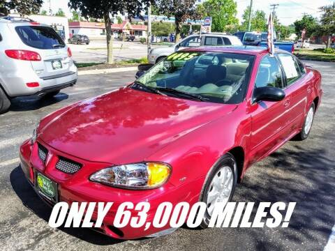 2005 Pontiac Grand Am for sale at Oak Hill Auto Sales of Wooster, LLC in Wooster OH