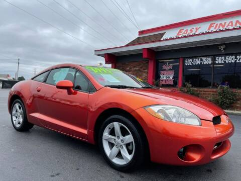 2007 Mitsubishi Eclipse for sale at Premium Motors in Louisville KY