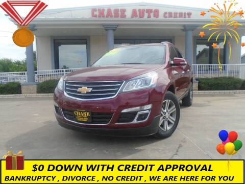 2015 Chevrolet Traverse for sale at Chase Auto Credit in Oklahoma City OK