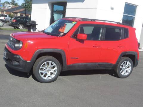 2015 Jeep Renegade for sale at Price Auto Sales 2 in Concord NH