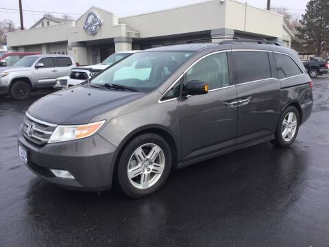 2013 Honda Odyssey for sale at Beutler Auto Sales in Clearfield UT