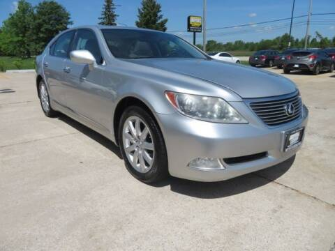 2008 Lexus LS 460 for sale at Import Exchange in Mokena IL
