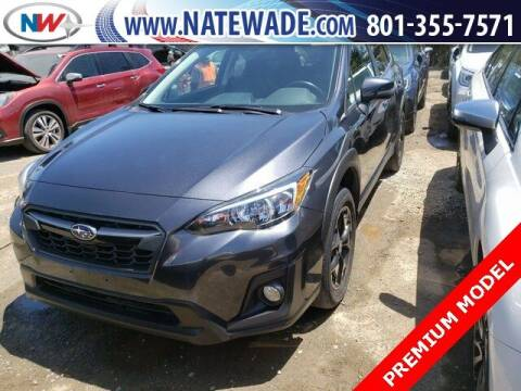 2018 Subaru Crosstrek for sale at NATE WADE SUBARU in Salt Lake City UT