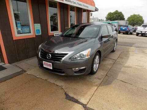 2014 Nissan Altima for sale at Autoland in Cedar Rapids IA