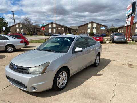 2009 Ford Focus for sale at Car Gallery in Oklahoma City OK