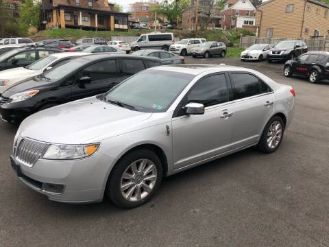 2011 Lincoln MKZ for sale at Fellini Auto Sales & Service LLC in Pittsburgh PA