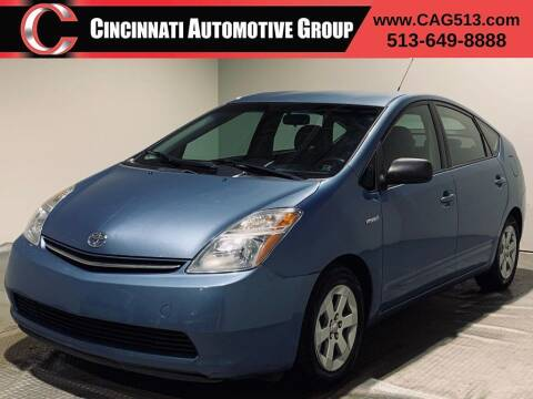 2007 Toyota Prius for sale at Cincinnati Automotive Group in Lebanon OH