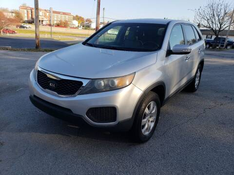2012 Kia Sorento for sale at Auto Hub in Grandview MO