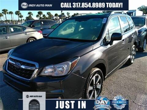 2018 Subaru Forester for sale at INDY AUTO MAN in Indianapolis IN