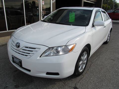 2008 Toyota Camry for sale at Arko Auto Sales in Eastlake OH