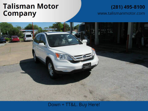 2010 Honda CR-V for sale at Don Jacobson Automobiles in Houston TX