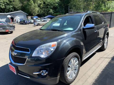 2010 Chevrolet Equinox for sale at C&D Auto Sales Center in Kent WA