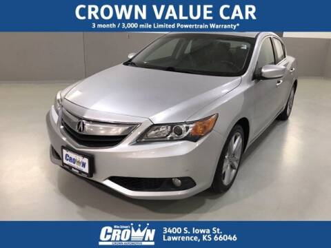 2014 Acura ILX for sale at Crown Automotive of Lawrence Kansas in Lawrence KS