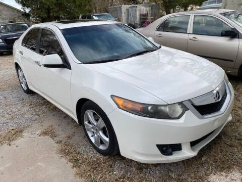 2009 Acura TSX for sale at Car Solutions llc in Augusta KS