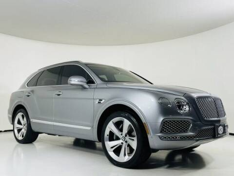 2018 Bentley Bentayga for sale at Luxury Auto Collection in Scottsdale AZ