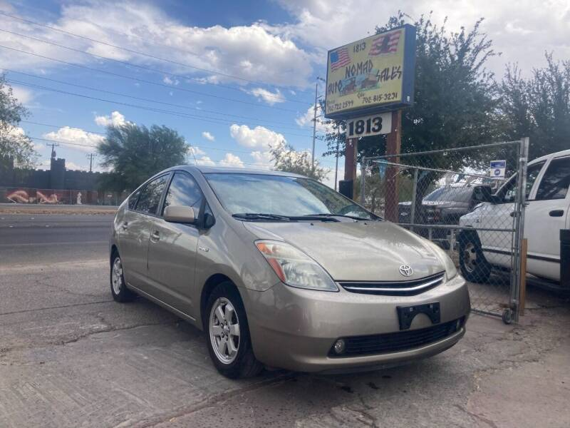 2008 Toyota Prius for sale at Nomad Auto Sales in Henderson NV