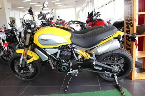 2019 Ducati Scrambler for sale at Peninsula Motor Vehicle Group in Oakville NY
