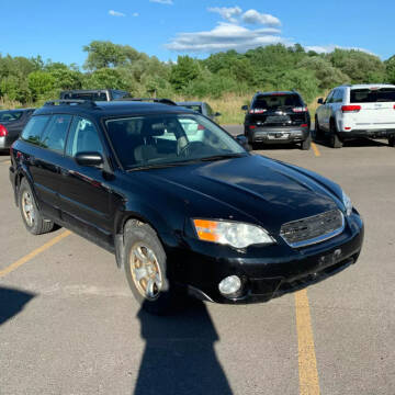 2007 Subaru Outback for sale at American & Import Automotive in Cheektowaga NY