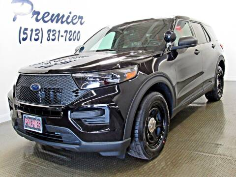 2020 Ford Explorer for sale at Premier Automotive Group in Milford OH