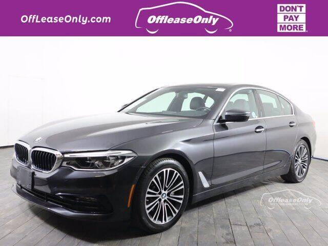 2017 BMW 5 Series for sale in Miami, FL