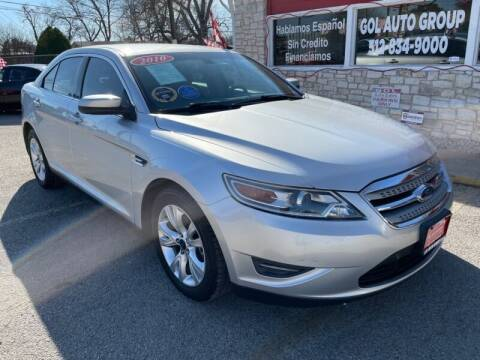 2010 Ford Taurus for sale at GOL Auto Group in Austin TX