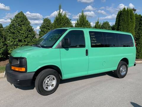 2007 Chevrolet Express Passenger for sale at AutoMart East Ridge in Chattanooga TN