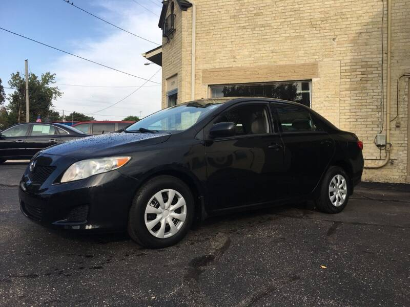 2010 Toyota Corolla for sale at Strong Automotive in Watertown WI