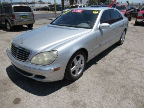2004 Mercedes-Benz S-Class for sale at Cars Direct Inc in Las Vegas NV