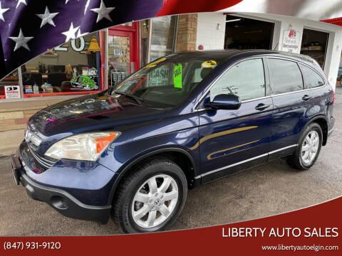 2009 Honda CR-V for sale at Liberty Auto Sales in Elgin IL