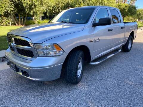 2015 RAM Ram Pickup 1500 for sale at Donada  Group Inc in Arleta CA