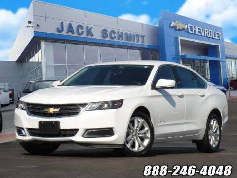 2017 Chevrolet Impala for sale at Jack Schmitt Chevrolet Wood River in Wood River IL