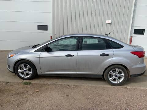 2017 Ford Focus for sale at RMI in Chancellor SD