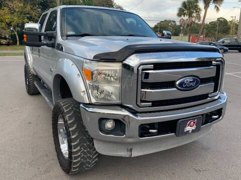 2011 Ford F-250 Super Duty for sale at Consumer Auto Credit in Tampa FL