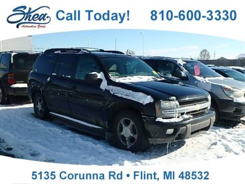 2006 Chevrolet TrailBlazer EXT for sale at Jamie Sells Cars 810 - Linden Location in Flint MI