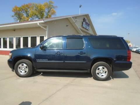2008 Chevrolet Suburban for sale at Milaca Motors in Milaca MN