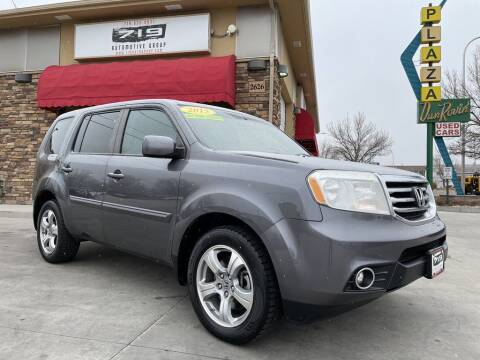 2015 Honda Pilot for sale at 719 Automotive Group in Colorado Springs CO