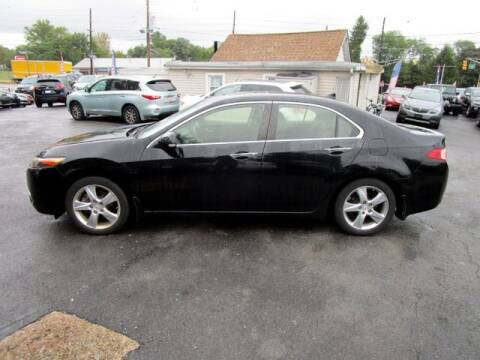 2014 Acura TSX for sale at American Auto Group Now in Maple Shade NJ