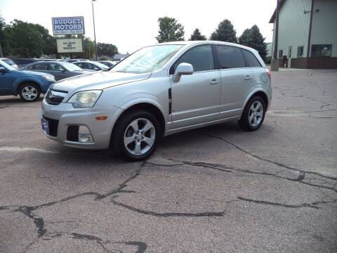 2008 Saturn Vue for sale at Budget Motors in Sioux City IA