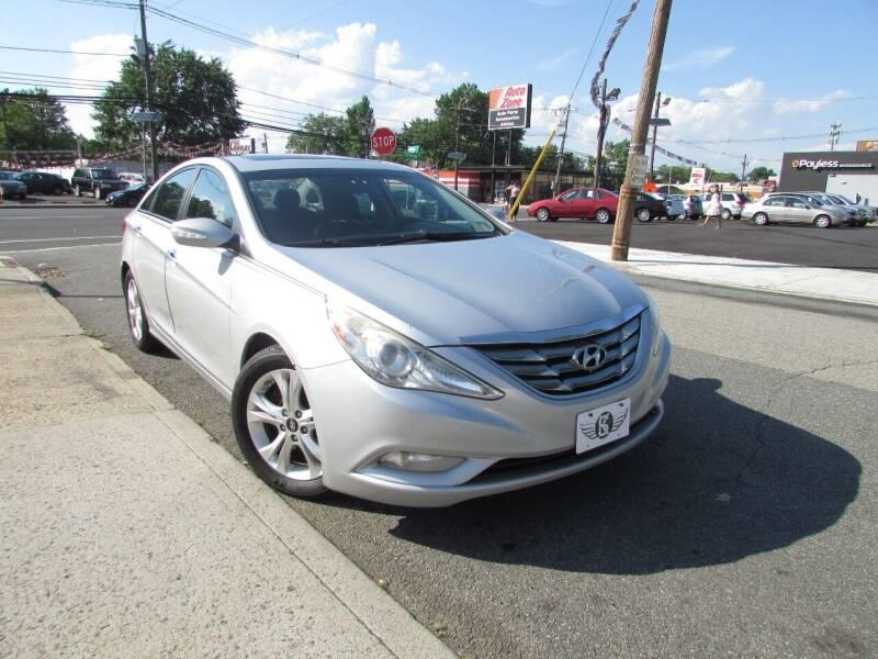 2011 Hyundai Sonata for sale at K & S Motors Corp in Linden NJ
