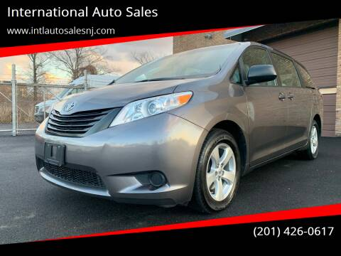 2016 Toyota Sienna for sale at International Auto Sales in Hasbrouck Heights NJ