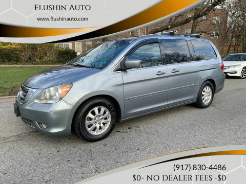 2008 Honda Odyssey for sale at FLUSHIN AUTO in Flushing NY