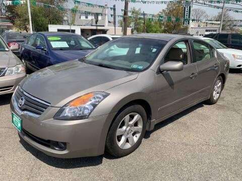 2007 Nissan Altima for sale at Park Avenue Auto Lot Inc in Linden NJ