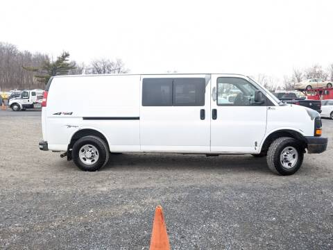 2007 Chevrolet Express Cargo 3500 QUIGLEY 4x4 for sale at Re-Fleet llc in Towaco NJ